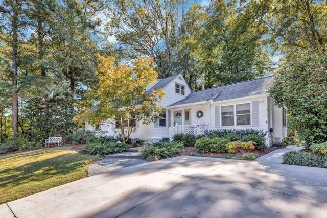 2560 Ridgewood Terrace NW, Atlanta, GA 30318 (MLS #9069584) :: Bonds Realty Group Keller Williams Realty - Atlanta Partners