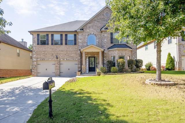 8739 Hamil Court, Douglasville, GA 30135 (MLS #9069620) :: The Cole Realty Group