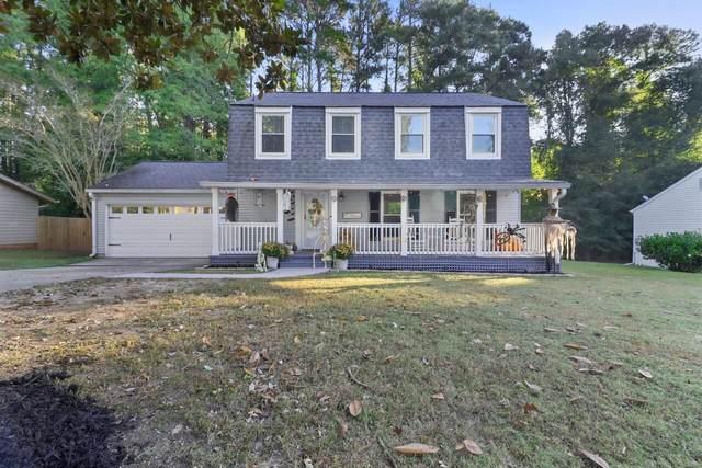 217 Cedar Drive, Peachtree City, GA 30269 (MLS #9069631) :: Houska Realty Group