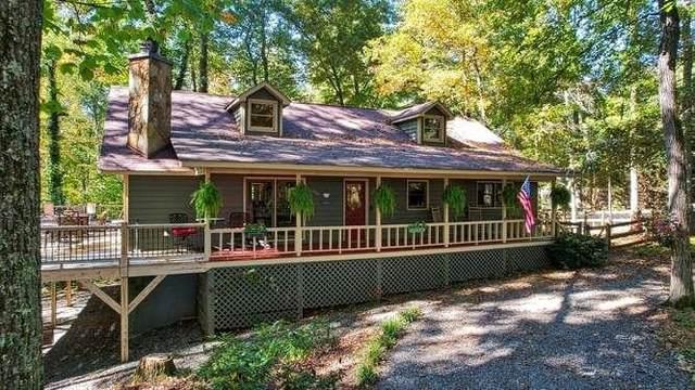 2052 Drayton Way, Young Harris, GA 30582 (MLS #9069663) :: Statesboro Real Estate