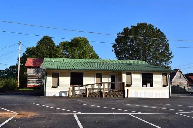 2098 Blue Ridge Drive, Blue Ridge, GA 30513 (MLS #9069677) :: Rettro Group