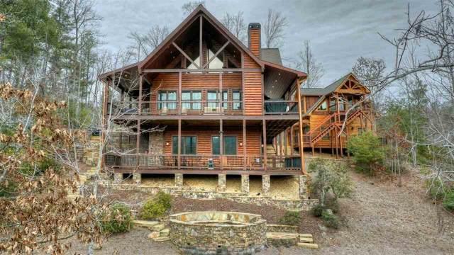 230 Wolf Branch Trail #3, Blue Ridge, GA 30513 (MLS #9069689) :: Regent Realty Company