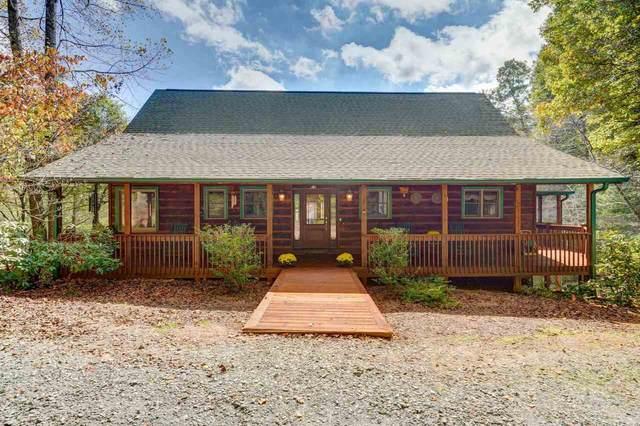 280 Little Creek Trail, Cherry Log, GA 30522 (MLS #9069706) :: Regent Realty Company