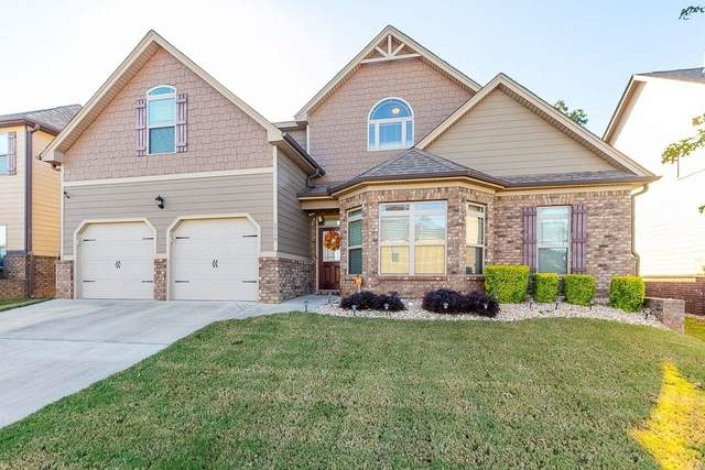 1719 Misselthrush Lane, Mcdonough, GA 30253 (MLS #9069722) :: Keller Williams