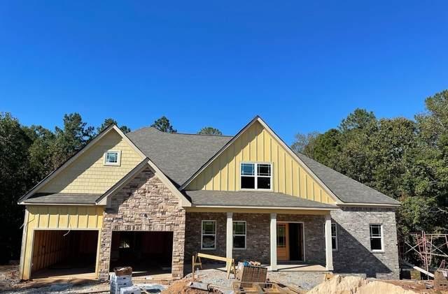 285 Arborview Drive, Mcdonough, GA 30252 (MLS #9069723) :: Regent Realty Company