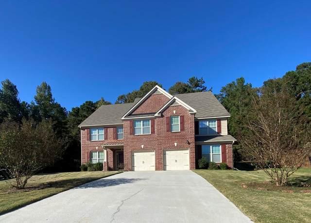 480 Ironstone Drive, Fairburn, GA 30213 (MLS #9069725) :: Bonds Realty Group Keller Williams Realty - Atlanta Partners