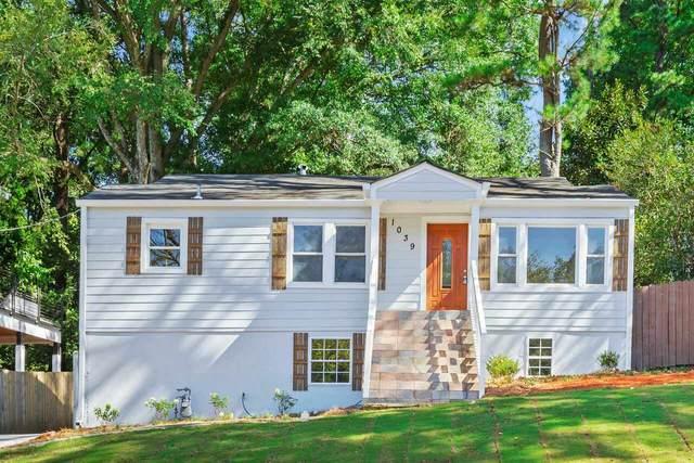 1039 Shepherds Lane NE, Atlanta, GA 30324 (MLS #9069755) :: Savannah Real Estate Experts