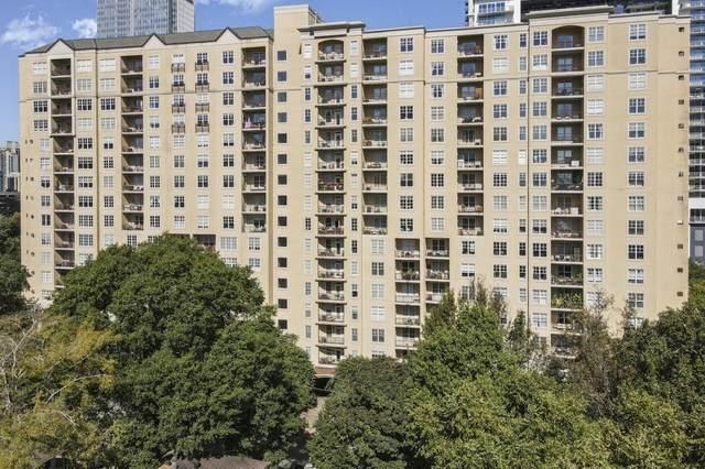 1101 Juniper Street #109, Atlanta, GA 30309 (MLS #9069804) :: Bonds Realty Group Keller Williams Realty - Atlanta Partners