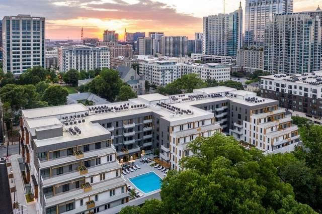 775 Juniper Street NE #523, Atlanta, GA 30308 (MLS #9069808) :: Bonds Realty Group Keller Williams Realty - Atlanta Partners