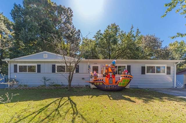1408 Sycamore Drive NW, Kennesaw, GA 30152 (MLS #9069818) :: Savannah Real Estate Experts