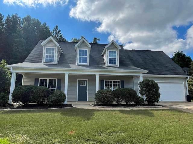 115 Copper Creek Drive, Lagrange, GA 30240 (MLS #9069840) :: The Durham Team