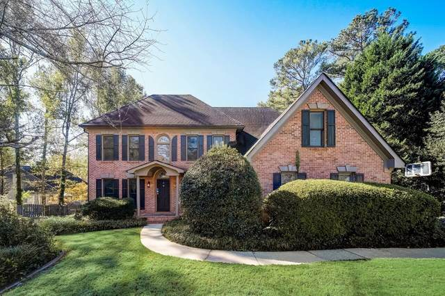 1248 Tiverton, Lawrenceville, GA 30043 (MLS #9069844) :: The Cole Realty Group