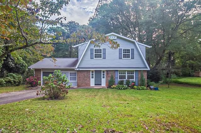 4600 Timrose, Kennesaw, GA 30144 (MLS #9069851) :: Savannah Real Estate Experts