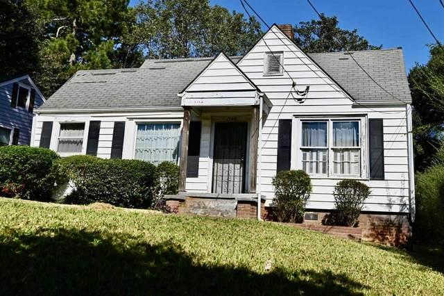 1248 Trenton Street, Atlanta, GA 30316 (MLS #9069869) :: Bonds Realty Group Keller Williams Realty - Atlanta Partners
