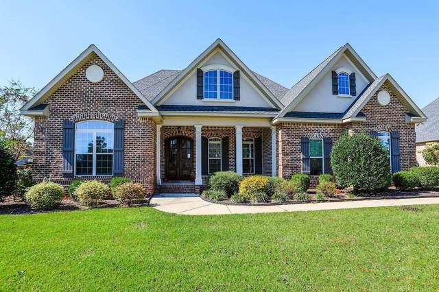 301 Avondale Circle, Warner Robins, GA 31088 (MLS #9069876) :: Savannah Real Estate Experts