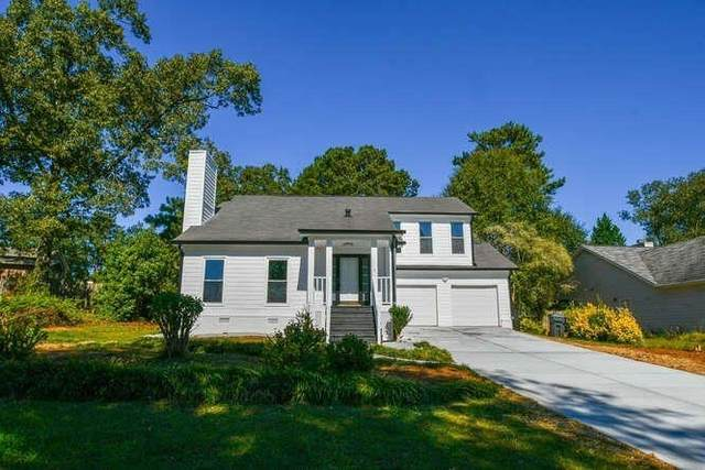 460 Hunters Glen Court, Lawrenceville, GA 30044 (MLS #9069880) :: The Cole Realty Group