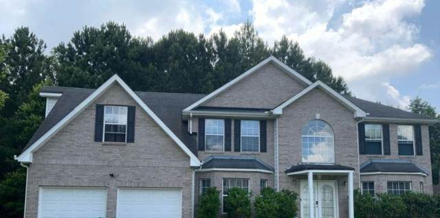 2536 Crooked Creek, Decatur, GA 30035 (MLS #9069884) :: The Cole Realty Group