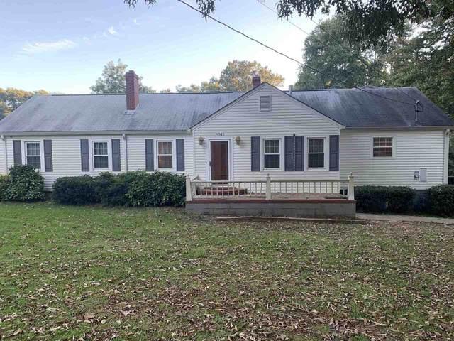 124 Magnolia Drive, Griffin, GA 30223 (MLS #9069912) :: Athens Georgia Homes