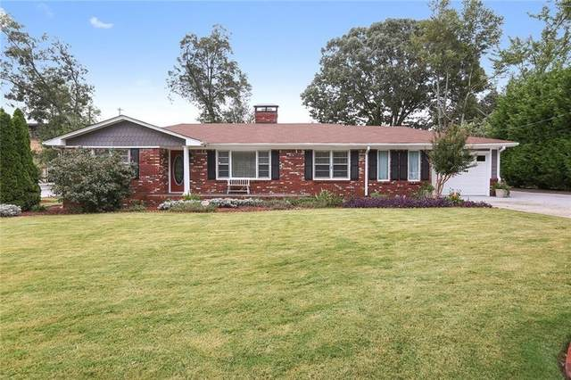 318 Campbell Street, Lawrenceville, GA 30046 (MLS #9069928) :: The Cole Realty Group