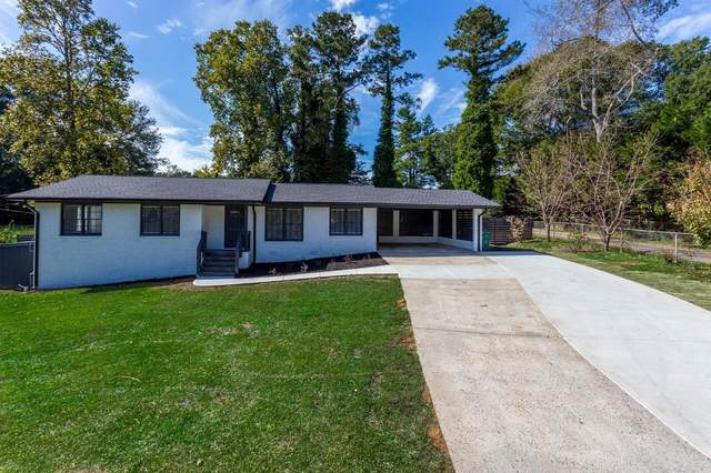 3754 N Cooper Lake Road, Smyrna, GA 30082 (MLS #9069933) :: Bonds Realty Group Keller Williams Realty - Atlanta Partners
