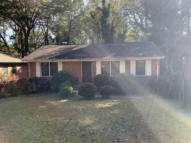 2210 SW Polar Rock Avenue, Atlanta, GA 30315 (MLS #9069937) :: The Cole Realty Group