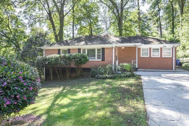 2331 Vistamont Drive, Decatur, GA 30033 (MLS #9069953) :: The Cole Realty Group