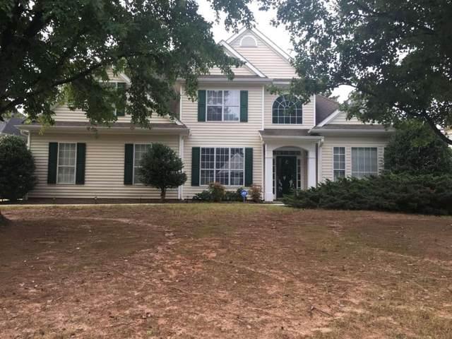 115 Glenleigh Court, Fayetteville, GA 30214 (MLS #9069979) :: Statesboro Real Estate