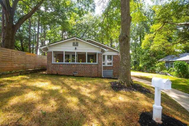 1176 Montreat Avenue SW #16, Atlanta, GA 30310 (MLS #9069981) :: The Cole Realty Group