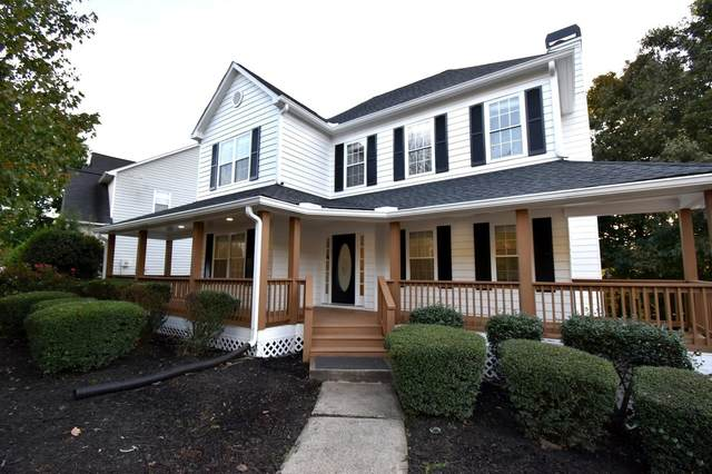 741 Soaring Drive #1, Marietta, GA 30062 (MLS #9069983) :: The Cole Realty Group