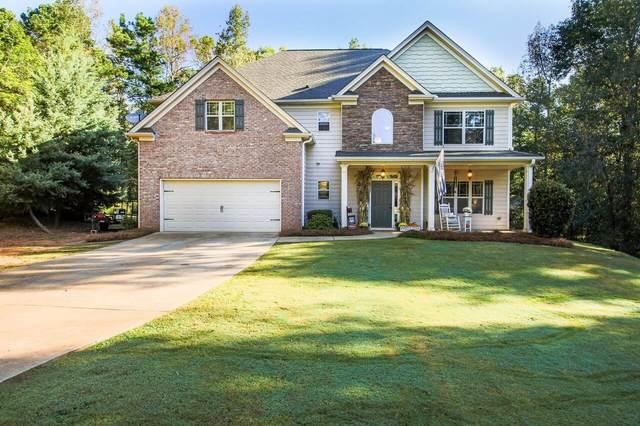 327 Martins Pond, Newnan, GA 30263 (MLS #9069988) :: Statesboro Real Estate