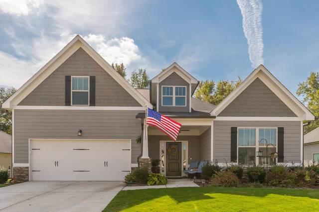 761 Sandstone Trail, Jefferson, GA 30549 (MLS #9070022) :: Cindy's Realty Group