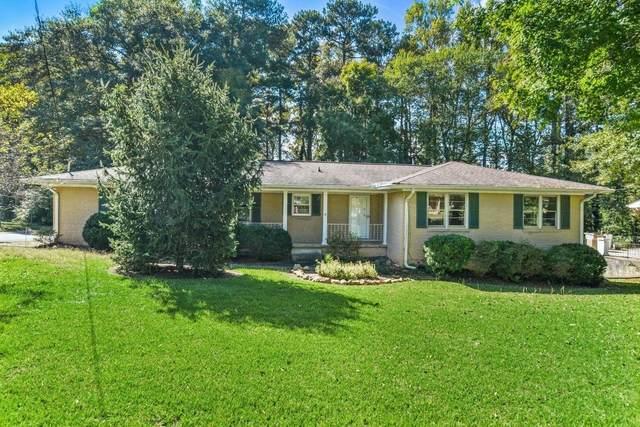 1409 Spring Valley Lane, Stone Mountain, GA 30087 (MLS #9070023) :: Maximum One Realtor Partners