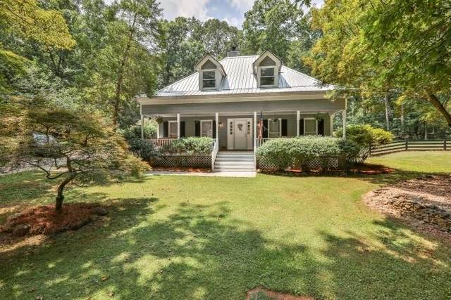 90 Valley North Drive, Newnan, GA 30263 (MLS #9070026) :: Statesboro Real Estate