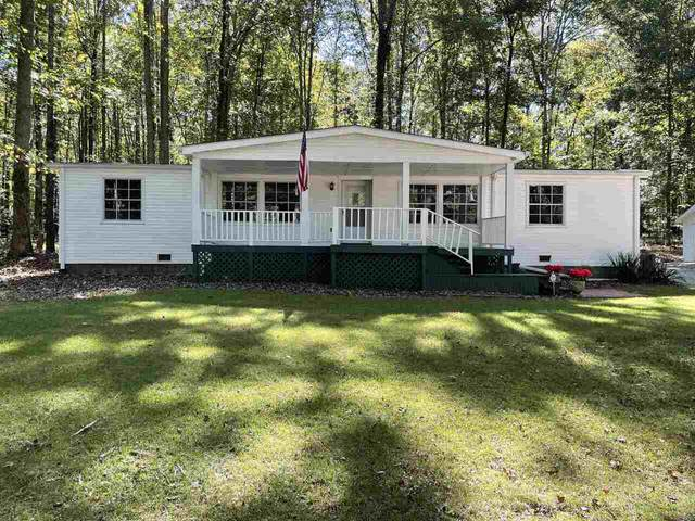 838 Alcovy Trestle Road, Social Circle, GA 30025 (MLS #9070070) :: Statesboro Real Estate