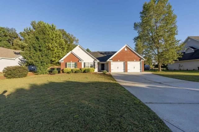 107 Hampton Oaks Circle #92, Villa Rica, GA 30180 (MLS #9070129) :: Statesboro Real Estate