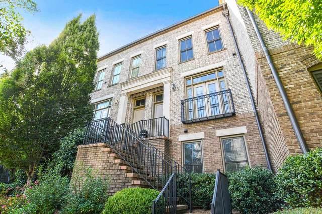 3566 NW Roswell Road #54, Atlanta, GA 30305 (MLS #9070257) :: Statesboro Real Estate