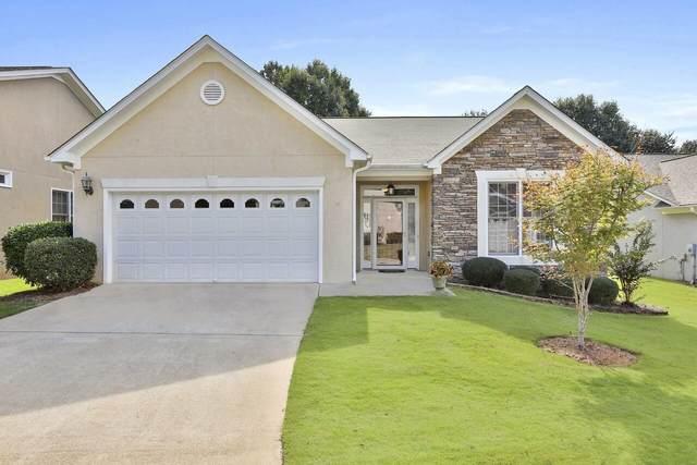 117 Maple Grove Terrace, Peachtree City, GA 30269 (MLS #9070278) :: The Durham Team