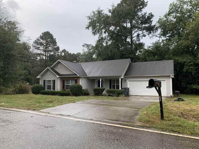 209 Nancy Street, Monticello, GA 31064 (MLS #9070292) :: Statesboro Real Estate