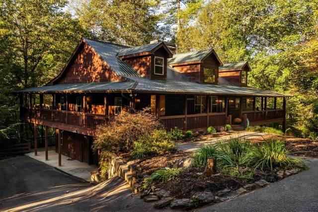 390 Twin Creeks Road, Blue Ridge, GA 30513 (MLS #9070295) :: Regent Realty Company