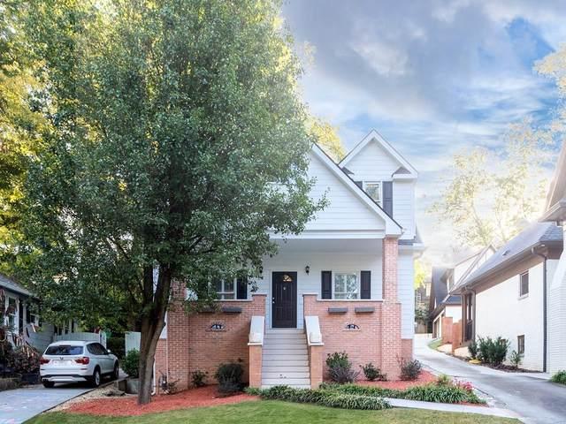 2036 NE Fairhaven Circle, Atlanta, GA 30305 (MLS #9070329) :: Regent Realty Company