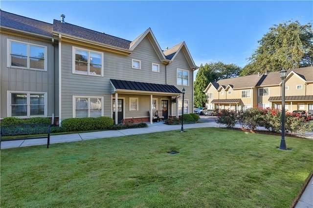 1516 Howell Mill Road NW #11, Atlanta, GA 30318 (MLS #9070333) :: Regent Realty Company