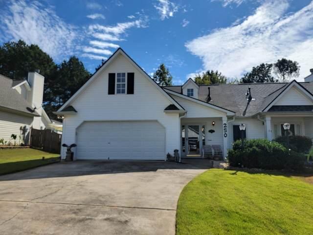 250 Courtyard Drive, Newnan, GA 30265 (MLS #9070344) :: Team Cozart