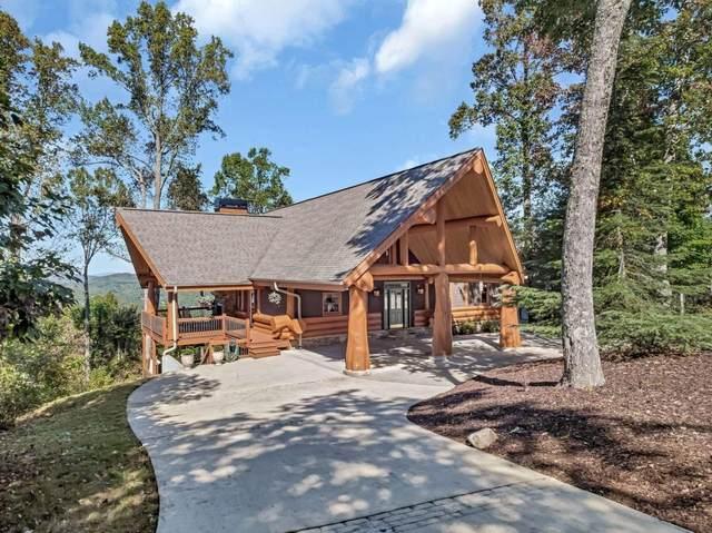502 Overlook Drive, Blue Ridge, GA 30513 (MLS #9070365) :: Regent Realty Company