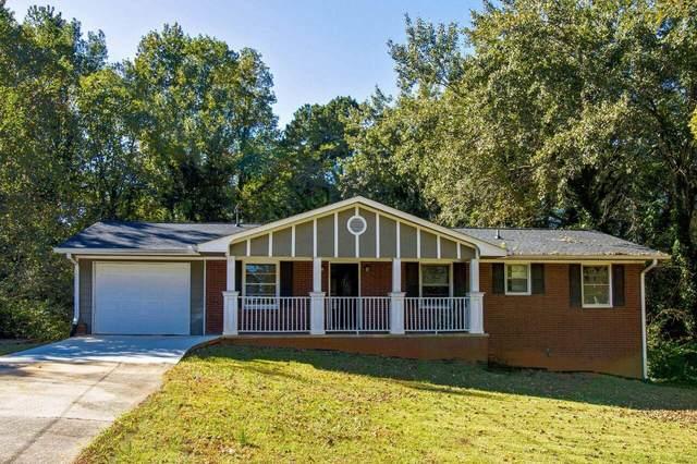 3110 SW Holbrook Drive, Marietta, GA 30060 (MLS #9070371) :: Statesboro Real Estate