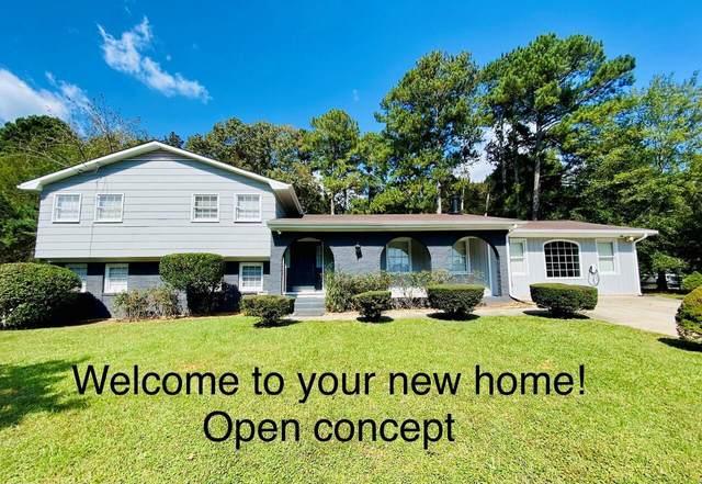 424 SW Foxfire Drive, Smyrna, GA 30082 (MLS #9070391) :: Statesboro Real Estate
