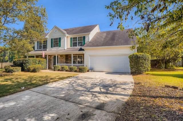 311 Rockingham Drive, Loganville, GA 30052 (MLS #9070396) :: Statesboro Real Estate