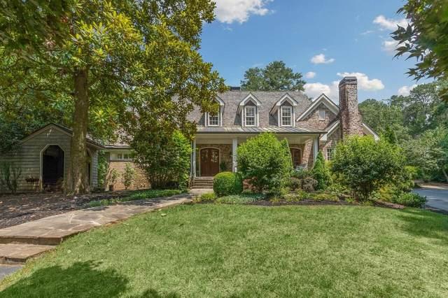 5855 Northside Drive, Atlanta, GA 30328 (MLS #9070423) :: Crest Realty