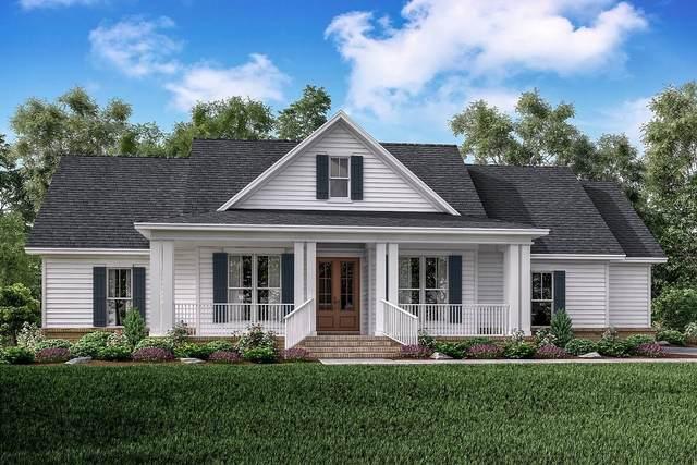 54 Oak Ridge Drive #1, Monticello, GA 31064 (MLS #9070432) :: Crown Realty Group