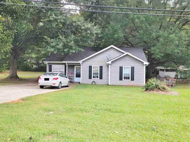 10107 Flat Shoals Road, Covington, GA 30014 (MLS #9070467) :: Regent Realty Company