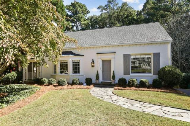 3861 Wieuca Terrace NE, Atlanta, GA 30342 (MLS #9070579) :: Team Cozart
